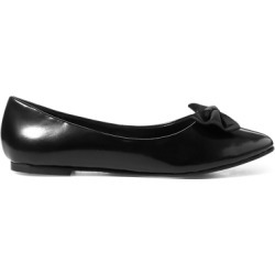 Ralph Lauren Nala Ballet Flat in Black Leather - Size 3.5 found on Bargain Bro Philippines from Ralph Lauren for $95.00