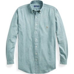 Ralph Lauren Chambray Shirt in Chambray - Size 3XL Tall found on Bargain Bro Philippines from Ralph Lauren for $110.00