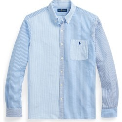 Ralph Lauren RL Prepster Classic Fit Fun Shirt in Blue Stripe Funshirt - Size M found on Bargain Bro Philippines from Ralph Lauren for $110.00