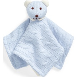 Ralph Lauren Cashmere Bear Lovey Blanket in Pearl Blue - Size One Size found on Bargain Bro India from Ralph Lauren for $150.00