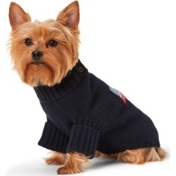 Ralph Lauren Flag Wool-Blend Dog Sweater in Navy - Size XL found on Bargain Bro India from Ralph Lauren for $125.00
