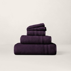 Ralph Lauren Payton Towels & Mat in Royal Purple - Size Body Sheet found on Bargain Bro from Ralph Lauren for USD $30.39