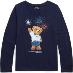 Ralph Lauren Polo Bear Cotton Jersey Tee in French Navy - Size M found on Bargain Bro Philippines from Ralph Lauren for $39.50