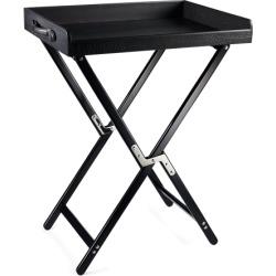 Ralph Lauren Gavin Tray Stand in Black - Size One Size