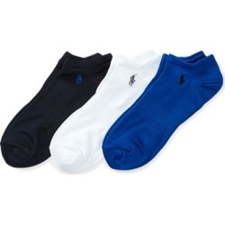 Ralph Lauren Sport Sock 3-Pack in Royal Blue - Size One Size found on Bargain Bro India from Ralph Lauren for $20.00