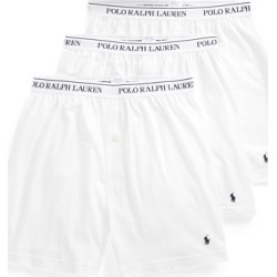 Ralph Lauren Knit Boxer 3-Pack in White - Size XL found on Bargain Bro Philippines from Ralph Lauren for $42.50