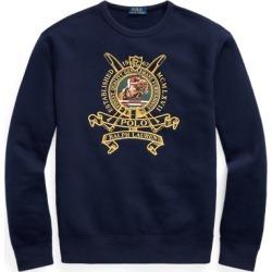Ralph Lauren Embroidered Fleece Sweatshirt in Cruise Navy - Size 5X Big found on Bargain Bro from Ralph Lauren for USD $106.39