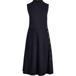 Ralph Lauren Button-Trim Ponte Dress in Lauren Navy - Size 1X found on Bargain Bro Philippines from Ralph Lauren for $155.00
