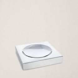 Ralph Lauren Waugh Trinket Tray in Silver - Size One Size