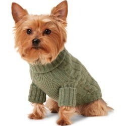 Ralph Lauren Cable Cashmere Dog Sweater in Lovette Heather - Size XL found on Bargain Bro Philippines from Ralph Lauren for $150.00