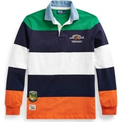 Ralph Lauren Classic Fit Rugby Shirt in Cruise Navy Multi - Size L found on Bargain Bro Philippines from Ralph Lauren for $168.00