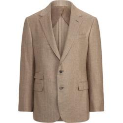 Ralph Lauren Kent Handmade Twill Sport Coat in Taupe Melange - Size 42 found on Bargain Bro from Ralph Lauren for USD $1,672.00