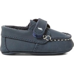 Ralph Lauren Captain Leather EZ Loafer in Navy - Size 1 (6-12 WKS) found on Bargain Bro India from Ralph Lauren for $50.00