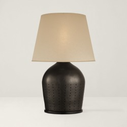 Ralph Lauren Halifax Large Table Lamp in Coconut - Size One Size found on Bargain Bro Philippines from Ralph Lauren for $1099.00