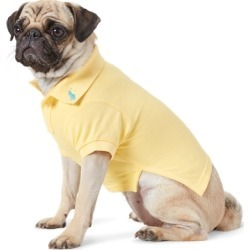 Ralph Lauren Cotton Mesh Dog Polo Shirt in Empire Yellow - Size L found on Bargain Bro India from Ralph Lauren for $40.00