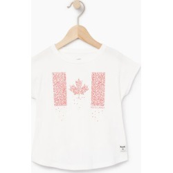 Toddler Confetti Canada T-shirt