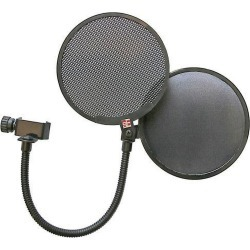 sE Electronics Dual Pro Pop Filter found on Bargain Bro from Sam Ash Direct for USD $37.99