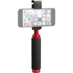 Saramonic SR-BSP1 Smartphone Holder with Stabilizing Handle & Mounting Shoe found on Bargain Bro from Sam Ash Direct for USD $29.64