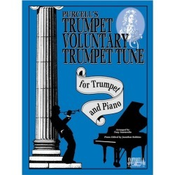 Santorella Publications Trumpet Voluntary and Trumpet Tune 2in1 (Trumpet)