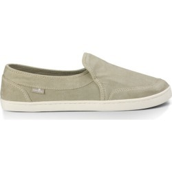 Sanuk Women's Pair O Dice Shoes in Natural, Size 10