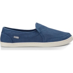 Sanuk Women's Pair O Dice Shoes in Navy, Size 5