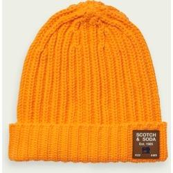 Scotch & Soda Chunky knit beanie found on Bargain Bro UK from Scotch & Soda (UK)