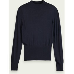 Scotch & Soda Lightweight long sleeve wool-blend knit found on Bargain Bro UK from Scotch & Soda (UK)