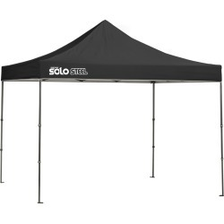 Solo Steel Straight Leg Pop-Up Canopy Tent