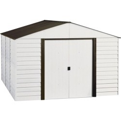 Parkview Steel Storage Shed