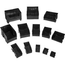 Quantum Recycled Bins - 3, 4 & 6 Packs
