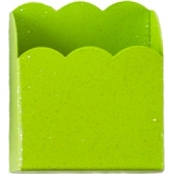 Green Pencil/Cell Phone Bin