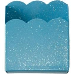 Blue Pencil/Cell Phone Bin (tbluebin)