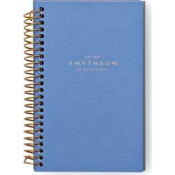 Smythson Bijou Gold Spiral Bound Refill Pad found on Bargain Bro UK from smythson.com