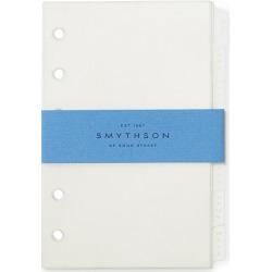 Smythson Bijou Organiser A-Z Index Refill found on Bargain Bro UK from smythson.com