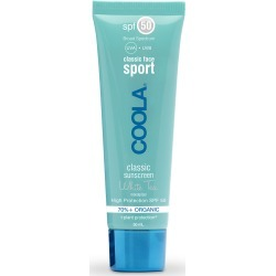 Coola Classic Sport Face SPF50 White Tea found on Makeup Collection from Space NK UK for GBP 32.74