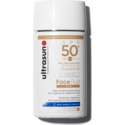 Ultrasun Face Fluid SPF50+ Tinted Honey found on Makeup Collection from Space NK UK for GBP 30.99