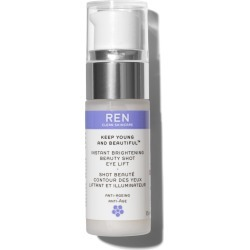 Ren Clean Skincare Instant Brightening Beauty Shot Eye Lift (15ml) found on Makeup Collection from Space NK UK for GBP 37.84