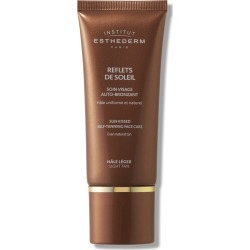 Institut Esthederm Sun Kissed Self-Tanning Face Cream Light Tan found on MODAPINS from Space NK UK for USD $39.39