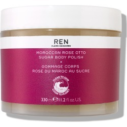 Ren Clean Skincare Moroccan Rose Otto Sugar Body Polish found on Bargain Bro UK from Space NK UK