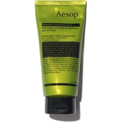 Aesop Geranium Leaf Body Scrub found on Makeup Collection from Space NK UK for GBP 29.89