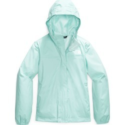 Junior's Girl's Resolve Reflective Jacket, Coastal Green, Size XL | The North Face found on Bargain Bro from Sporting Life for USD $54.66