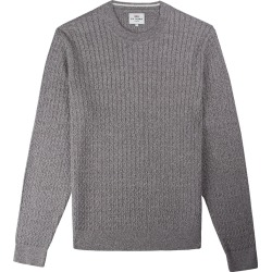 Men's Mouline Crew Sweater, Grey, Size Small | Ben Sherman found on MODAPINS from Sporting Life for USD $97.11