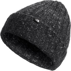 Women's Chunky Rib Beanie, Tnf Black | The North Face found on Bargain Bro India from Sporting Life for $31.40