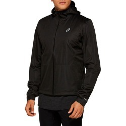 Men's Winter Accelerate Jacket, Black, Size Medium | Asics found on MODAPINS from Sporting Life for USD $151.73
