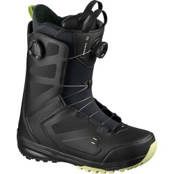 Men's Dialogue Dual Boa Snowboard Boot, Size 275 | Salomon found on Bargain Bro from Sporting Life for USD $242.94