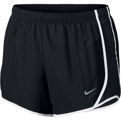 Junior's Girl's Dry Tempo Running Shorts, Black, Size Small | Nike found on Bargain Bro India from Sporting Life for $23.55