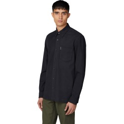 Men's Brushed Shirt, Black, Size Large | Ben Sherman found on MODAPINS from Sporting Life for USD $104.70