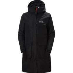 Women's Rigging Coat, Black, Size XL | Helly Hansen found on MODAPINS from Sporting Life for USD $337.99