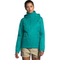 Women's Resolve 2 Jacket, Jaiden Green, Size Small | The North Face found on Bargain Bro from Sporting Life for USD $72.88