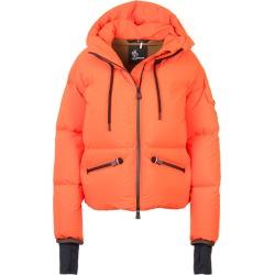 Women's Airy Jacket, Orange, Size 1 | Moncler Grenoble